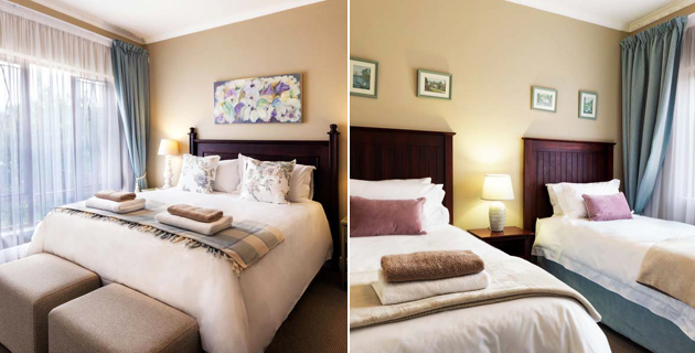 KINGSGATE HOUSES, SELF CATERING GEORGE