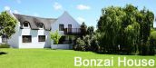 BONZAI  HOUSE SELF CATERING
