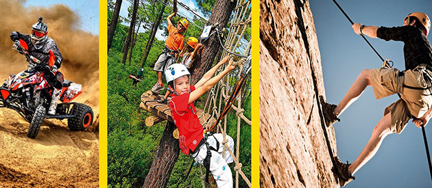 WildX Adventures Wilderness, Garden Route, www.wilderness-info.co.za